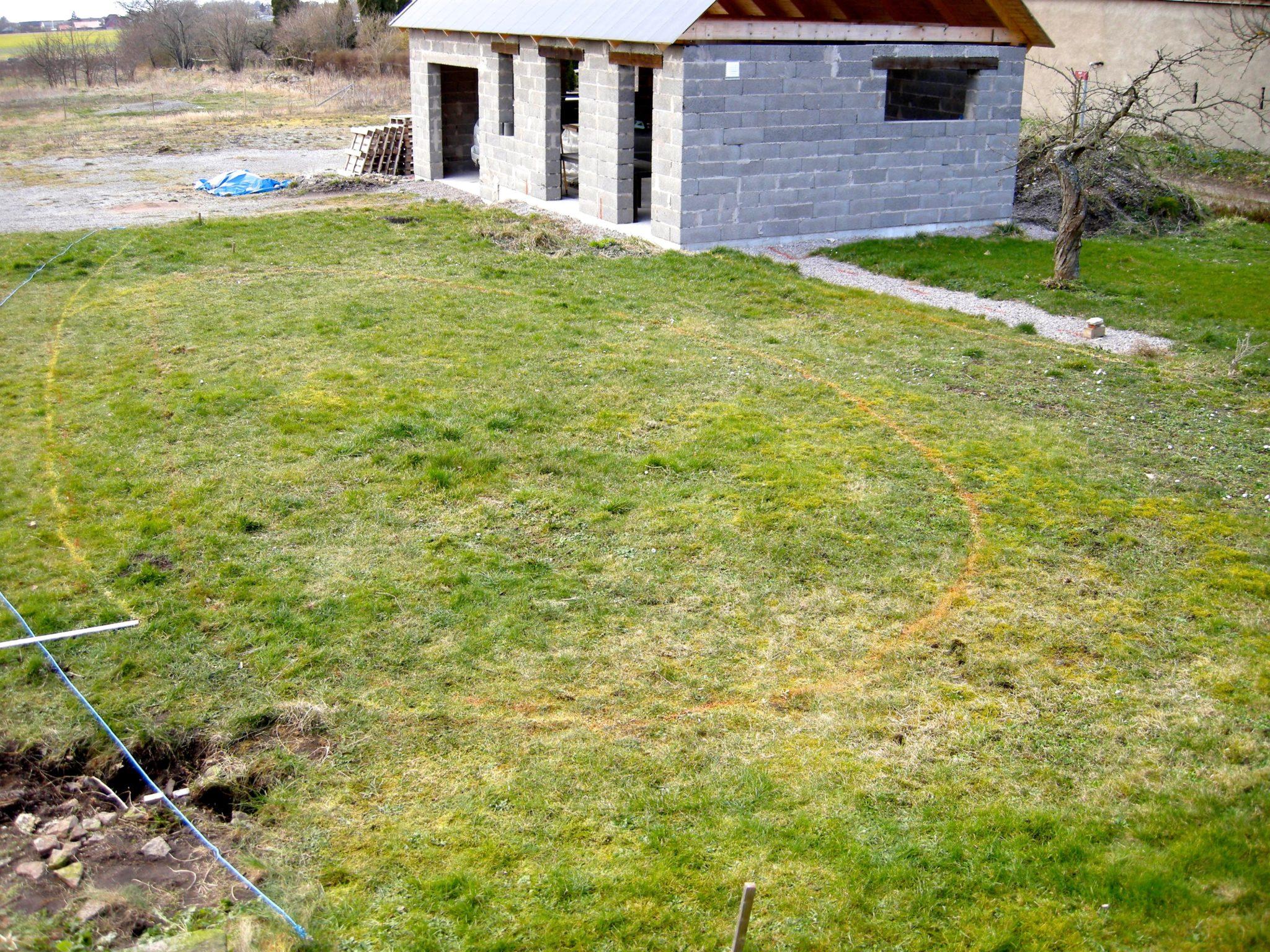 Blivande plats för kryddträdgård är utsedd