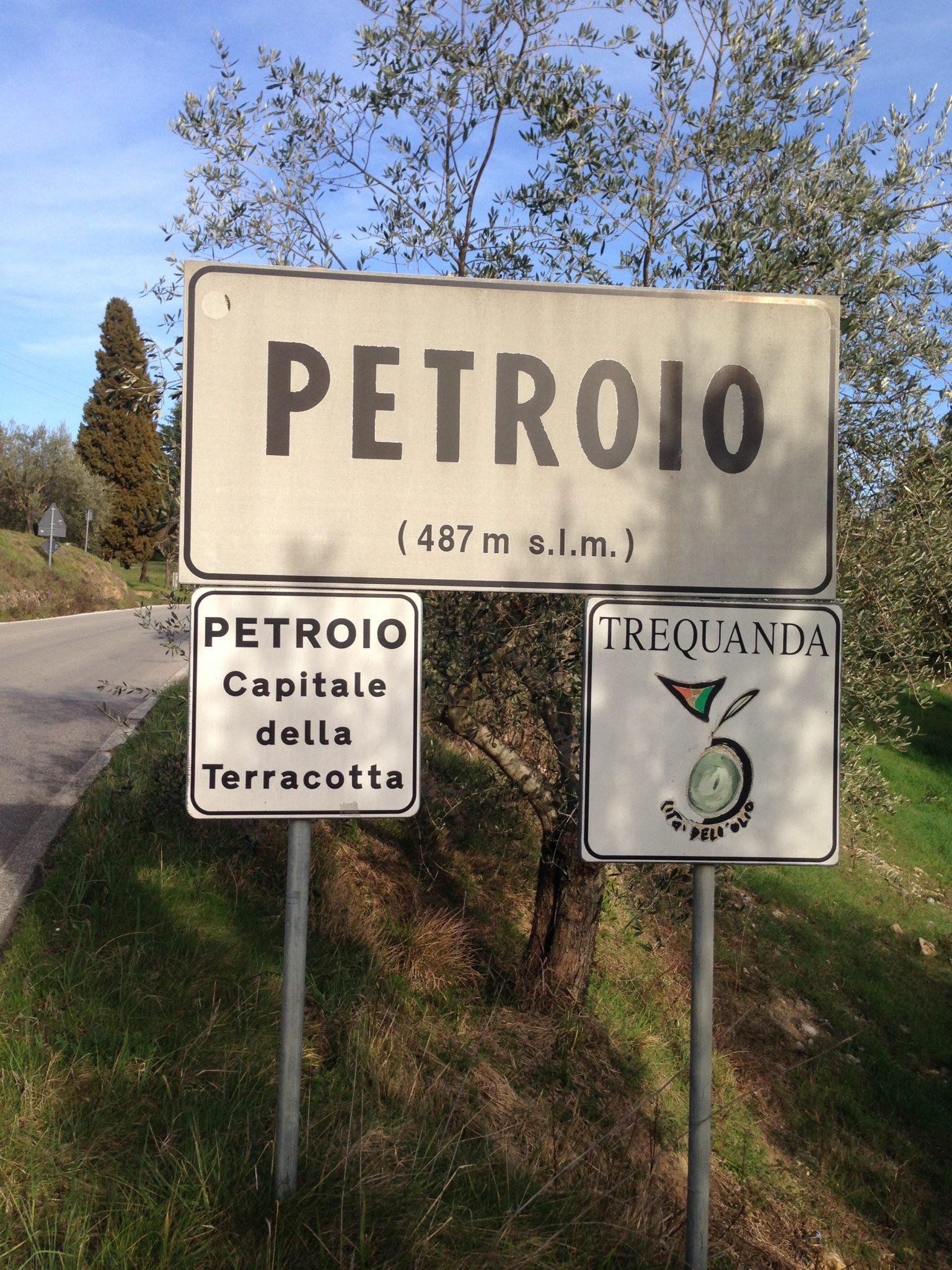 Välkommen till Petroio