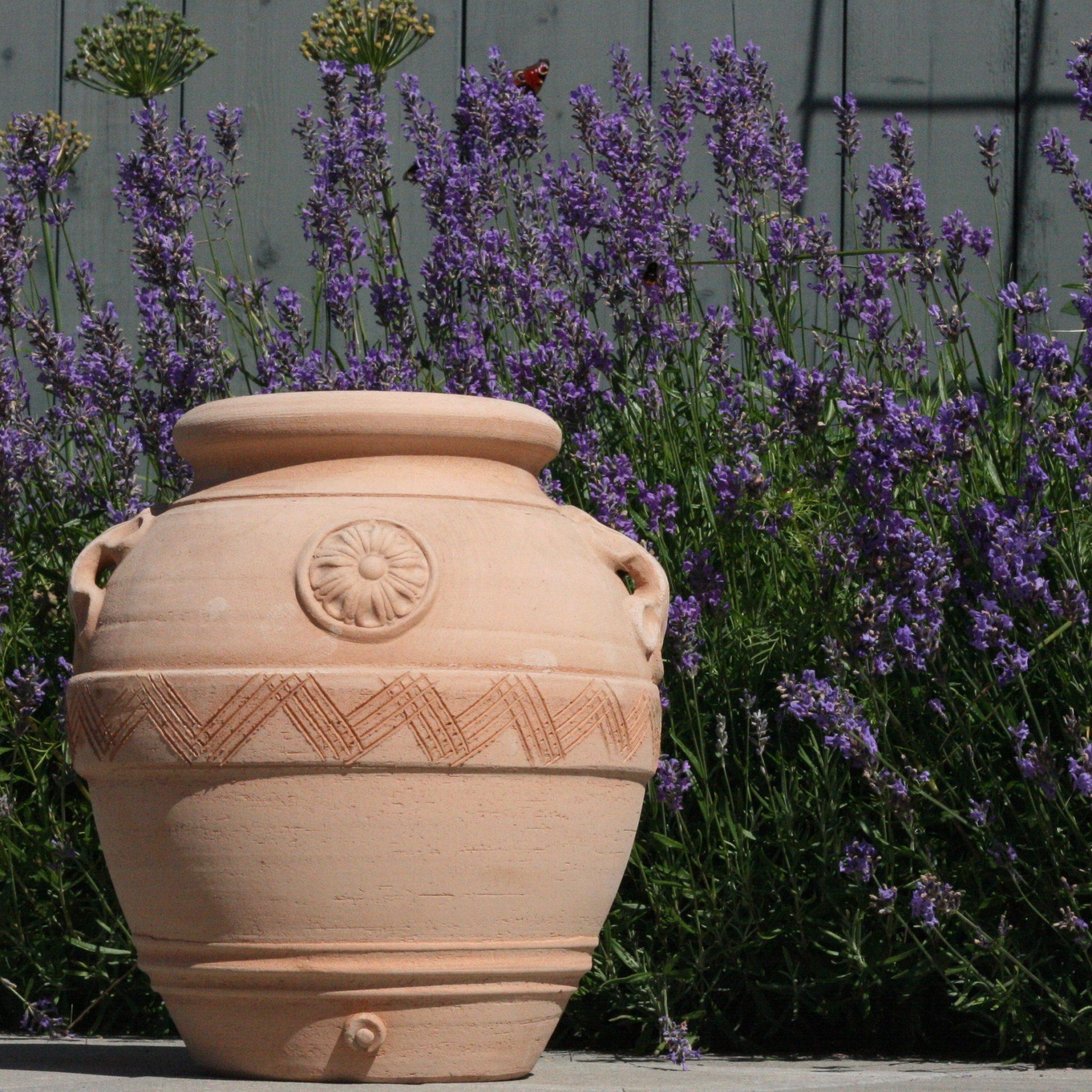 urna och lavendel